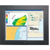 """17"""" Rugged LCD Aluminum Frame - Industrial LCD Panel (Part# LCD-AP17)"""