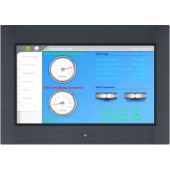 """17"""" Rugged High Resolution, LCD Aluminum Frame - Industrial LCD Panel (Part# LCD-AP-F17)"""