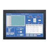 "21.5"" Rugged NEMA 4 / IP65 High Brightness LCD Aluminum Frame - Industrial LCD Panel (Part# LCD-HAP21)"