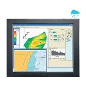"17"" Rugged LCD Industrial Frame LCD Panel (Part# LCD-NEMA4IP65-AP17)"
