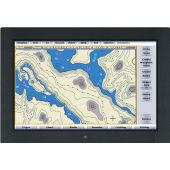 """24"""" Rugged High Resolution, LCD Aluminum Frame - Industrial LCD Panel (Part# LCD-AP-X24)"""